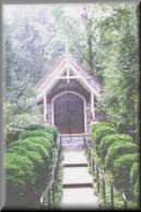 Chapel in the grotto that Mother Seton loved so much